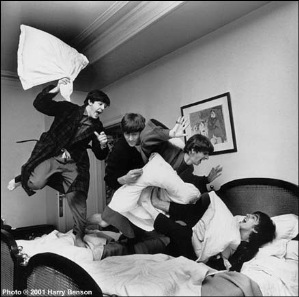 beatles-pillows